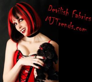 Devislish fabrics: MJTrends.com
