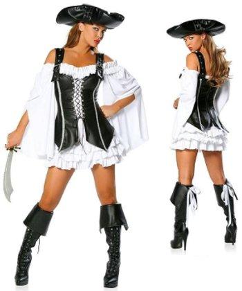 MJTrends.com: Halloween fabrics for Pirates!